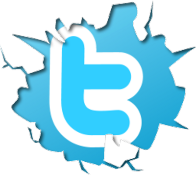 logo twitter utilisation